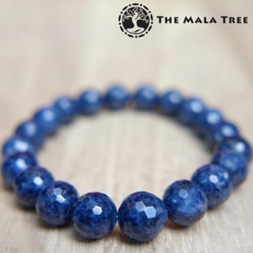 BLUE SAPPHIRE (Faceted) Bracelet