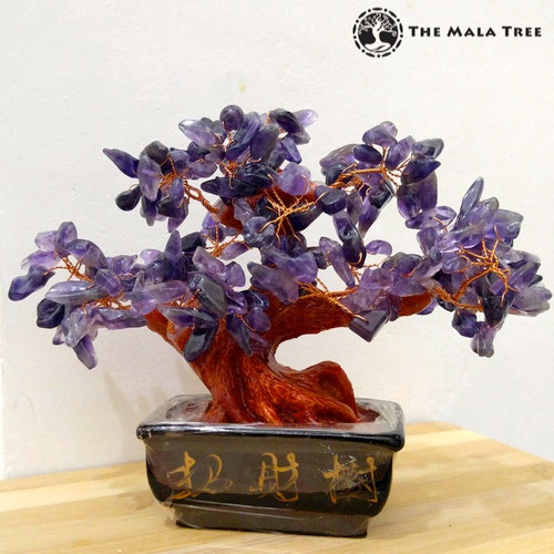 AMETHYST Money Tree