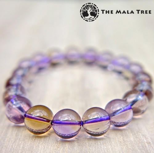 High Quality AMETRINE Bracelet 10mm