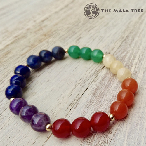 GOLDEN PRIDE Gemstone Bracelet