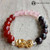 EARTH ELEMENT Piyao Bracelet (Gold-Plated Silver)