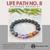 LIFE PATH NO. 8 Guidance Bracelet