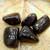 BLACK OBSIDIAN Tumbled Stone