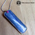 KYANITE WITH GEM GRADE RUBY STATEMENT SILVER PENDANT