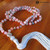 BERYL & AQUAMARINE LUCKY AROWANA Bespangled 108 Mala