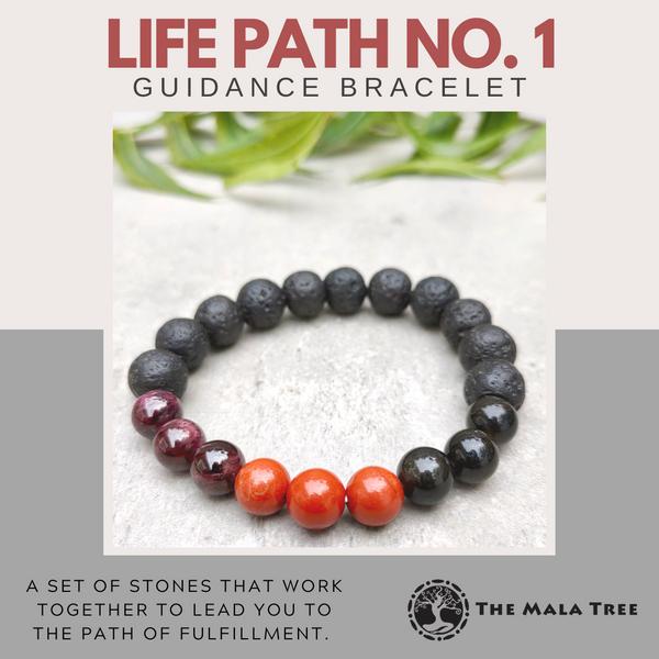 LIFE PATH NO. 1 Guidance Bracelet