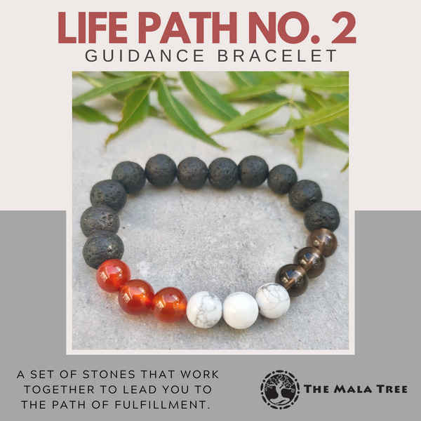 LIFE PATH NO. 2 Guidance Bracelet