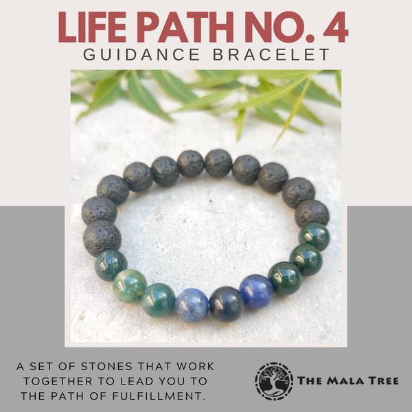 LIFE PATH NO. 4 Guidance Bracelet