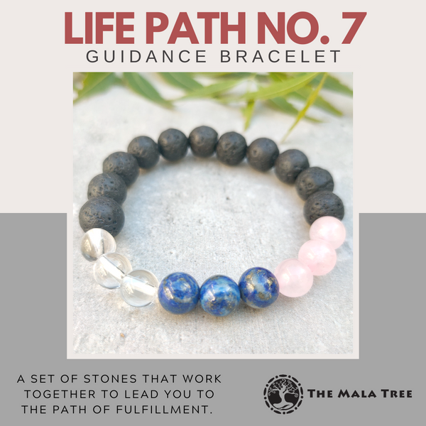 LIFE PATH NO. 7 Guidance Bracelet