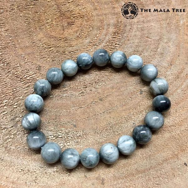 HAWK'S EYE Gemstone Bracelet