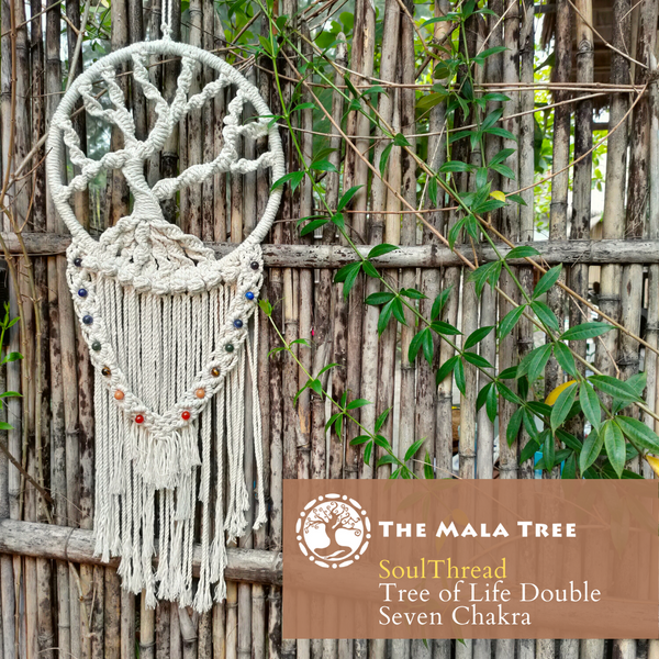 SoulThread Tree of Life Double Seven Chakra