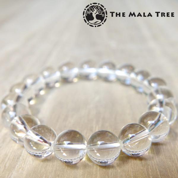 CLEAR QUARTZ (High Quality) Bracelet