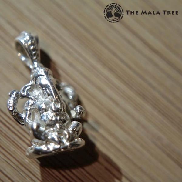 Three-Dimensional Ganesh Pendant