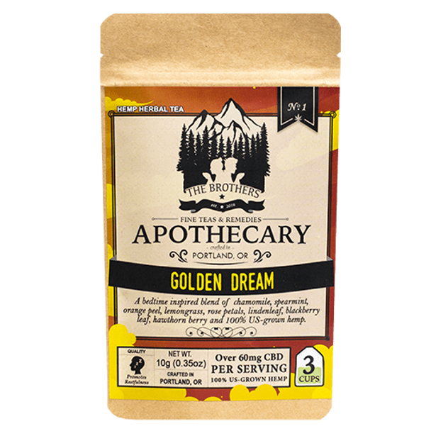 Brothers Apothecary Golden Dream