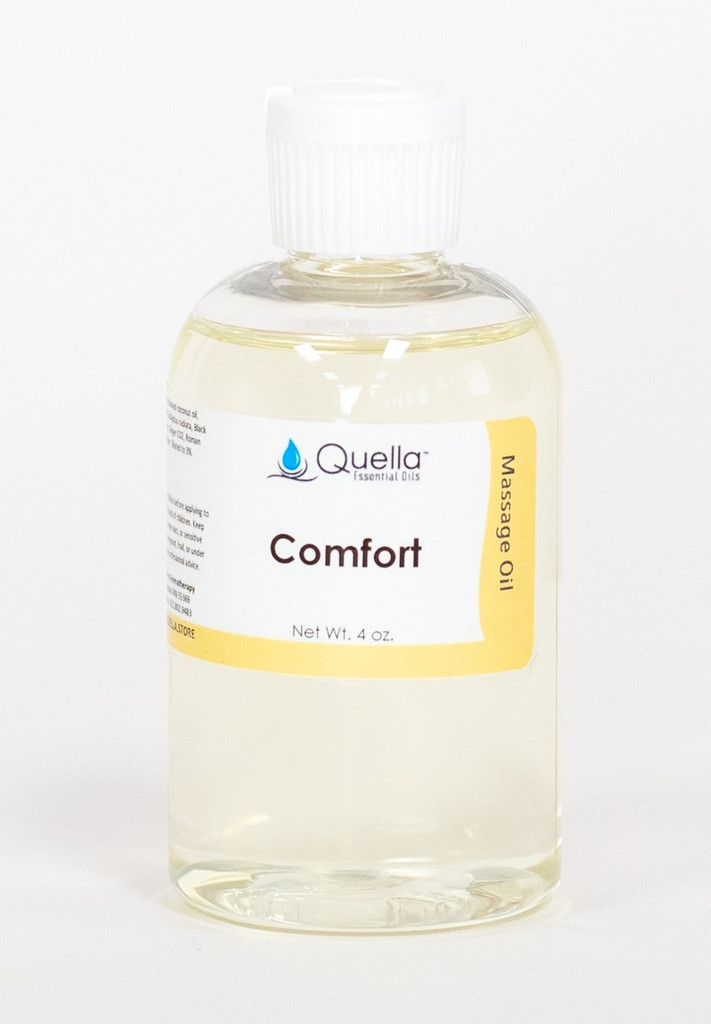 Comfort - Massage Oil - 4 oz.
