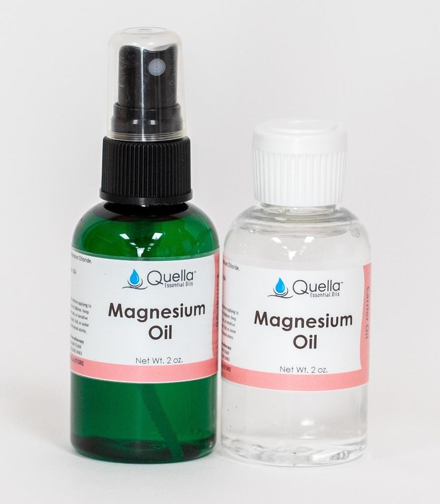 Magnesium Oil Spray or Bottle