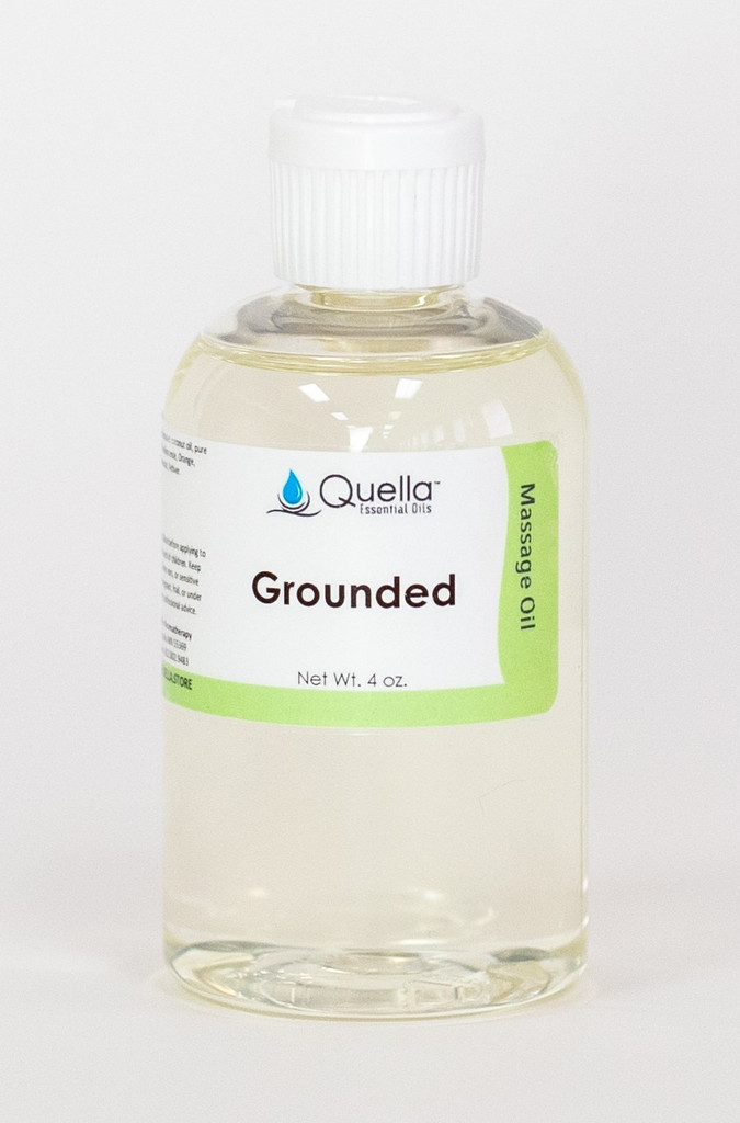 Grounded - Massage Oil - 4 oz