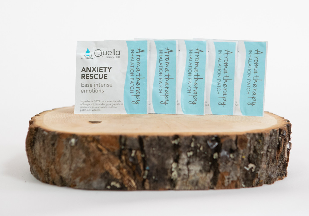 Anxiety Rescue Patch 5 Pack