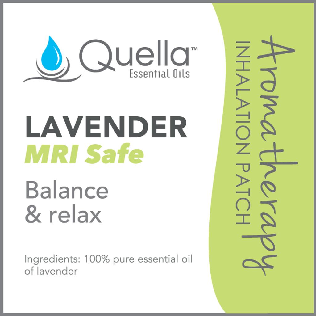 MRI Safe Lavender Patch 5 Pack