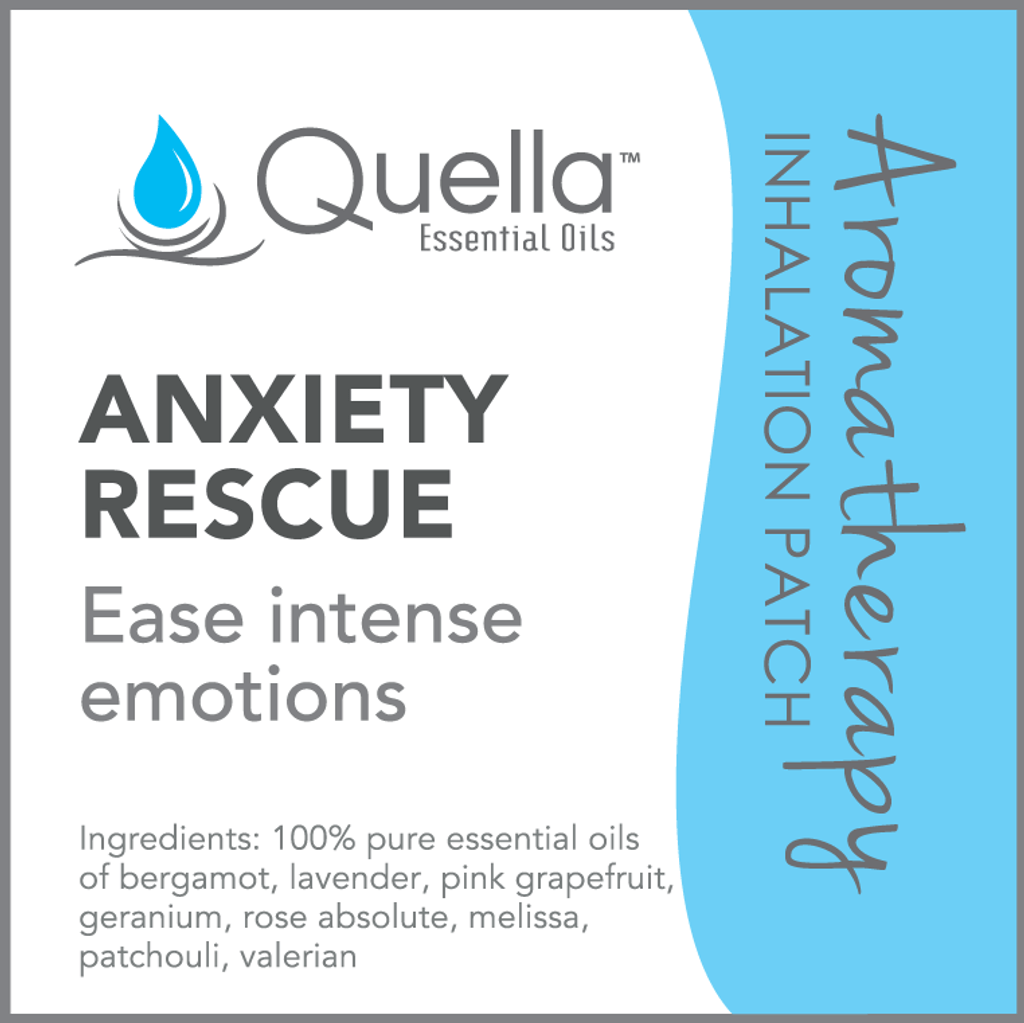 Anxiety Rescue Patch 25 Pack
