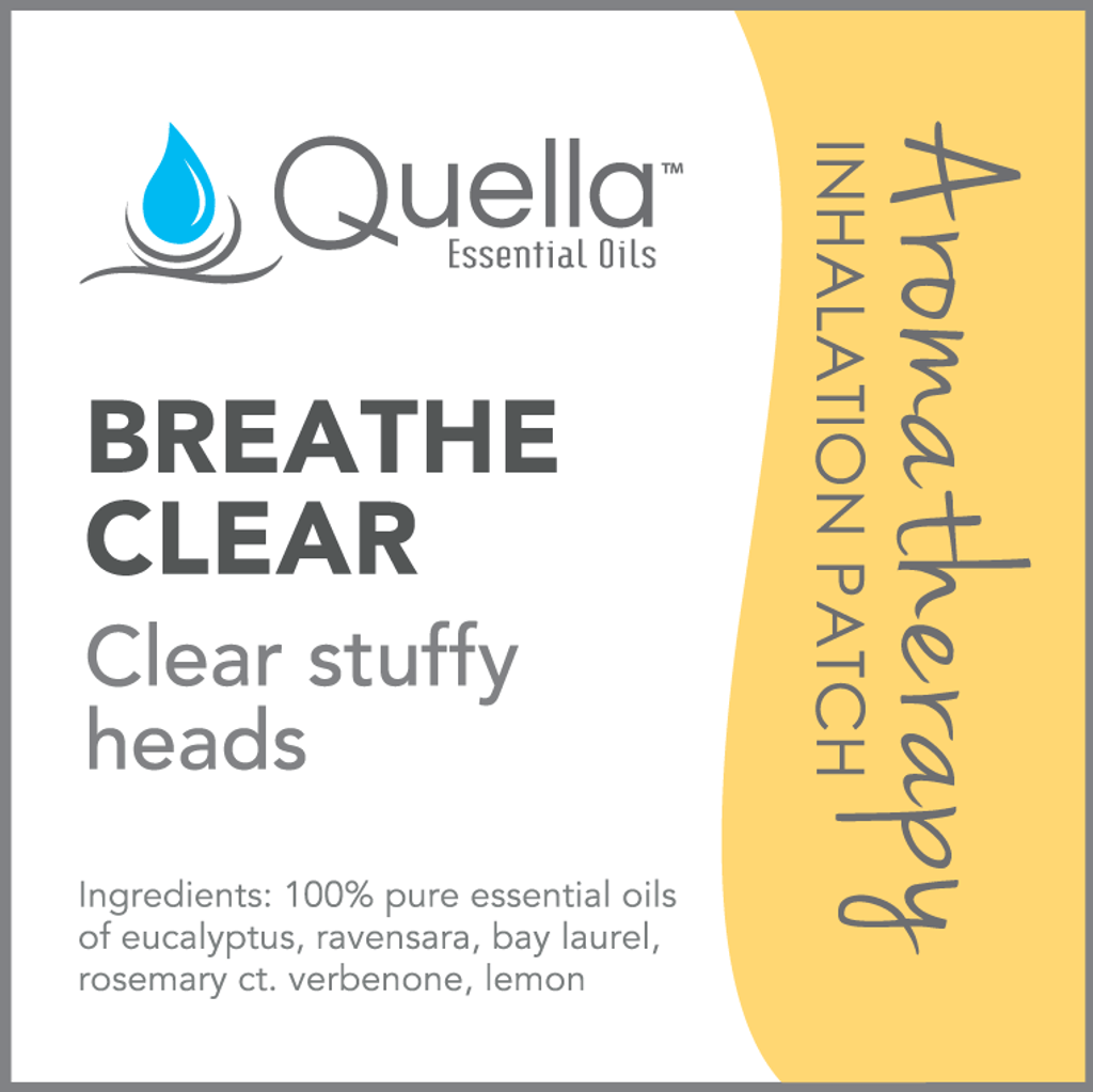 Breathe Clear Patch 25 Pack