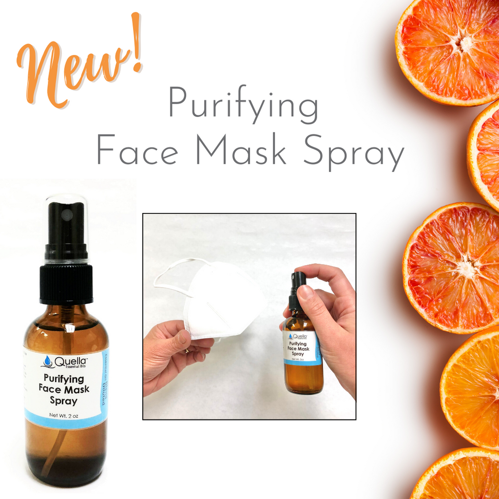 New! Purifying Face Mask Spray