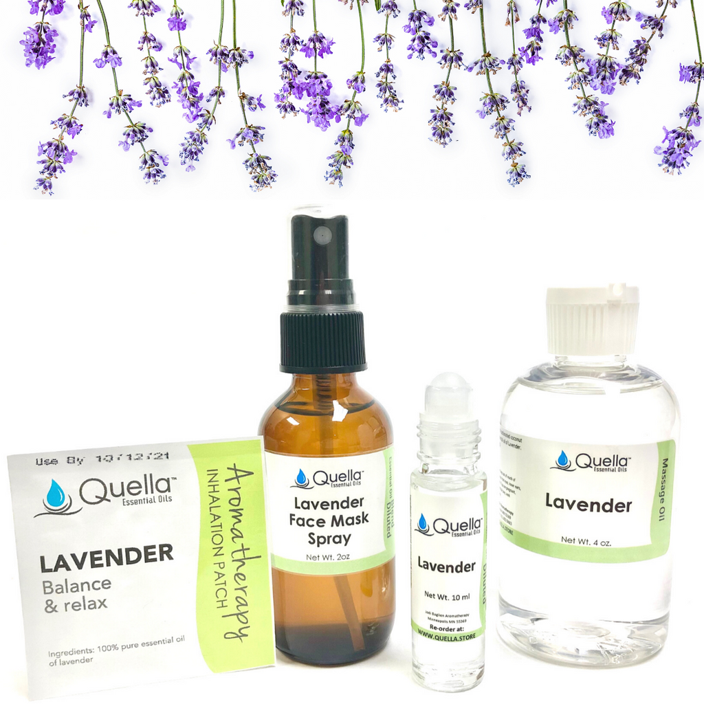 Lavender Lover's Kit