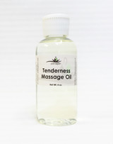 Tenderness Massage Oil, 4oz bottle