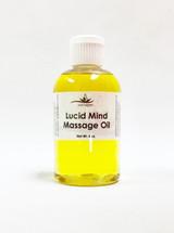 Lucid Mind - Massage Oil - 4 oz