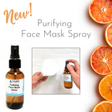 Purifying Face Mask Spray