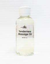 Tenderness Massage Oil, 4oz bottle