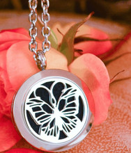 Diffusing Necklace - NEW Butterfly