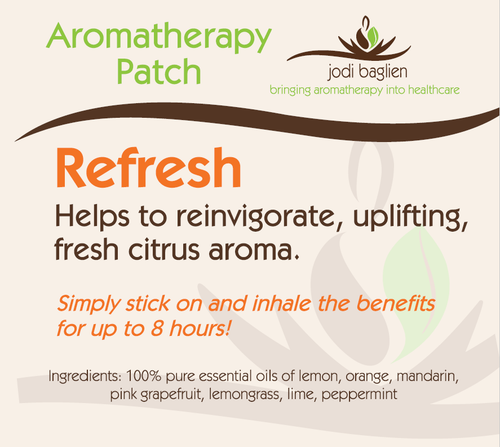 Aromatherapy Patch - Refresh