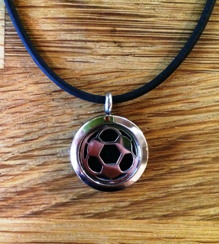 Diffusing Necklace - Soccer Ball - Small