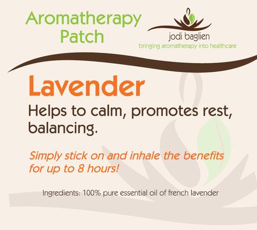 Aromatherapy Patch - Lavender