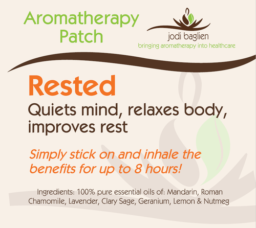 Aromatherapy Patch - Rested