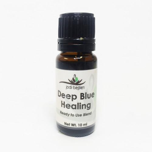 Deep Blue Healing Blend - Ready To Use 10ml