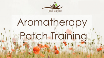 Aromatherapy Patch Training - Click here to learn more!