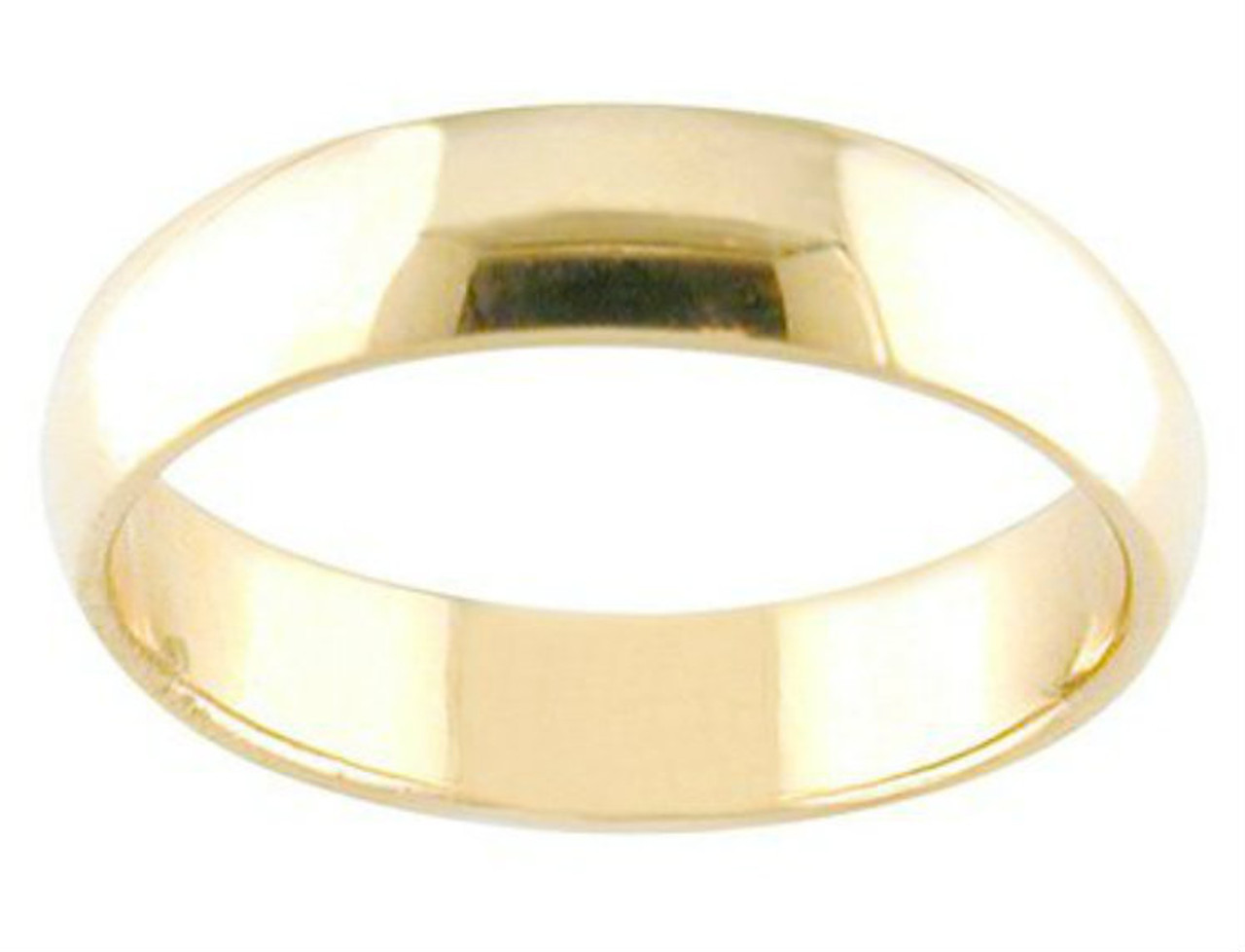 edff04aaacd6b 14k gold thick band thumb ring finger ring