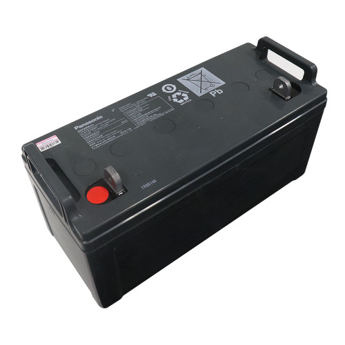 Panasonic Genuine Power 12v AGM Sealed Deep Cycle Battery No Maintenance Battery