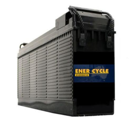 AGM Slim Sealed Deep Cycle Dual Purpose Battery Solar 12V 170A
