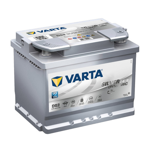 AGM Battery Varta D52 Power Sports Long Shelf life BMW Leak Proof Rechargeable