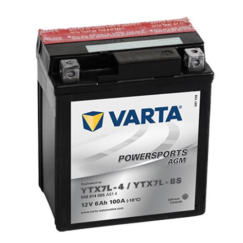 VARTA BATTERY 12V
