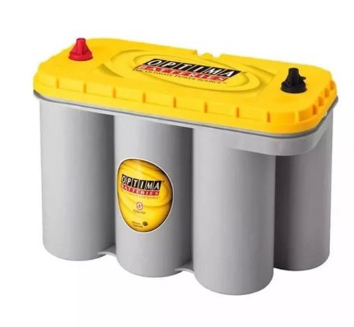 Optima Battery yellow top D31T 12v AGM 900CCA Deep cycle Truck heavy vehicle