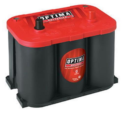 Optima Battery Red Top 12 Volt New AGM 34 800CCA High Performance Start Power
