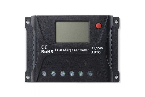 solar regulator controller charger