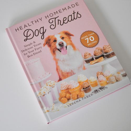 Healthy Homemade Dog Treats Book