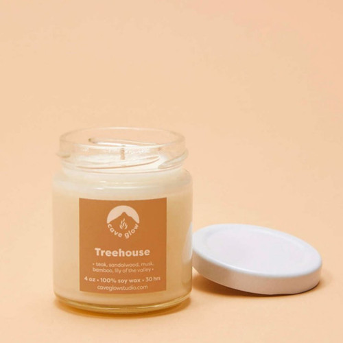 8 oz Treehouse Candle
