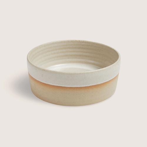 Natural Ceramic Food Bowl