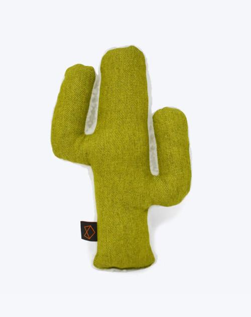 Crinkle Cactus Dog Toy